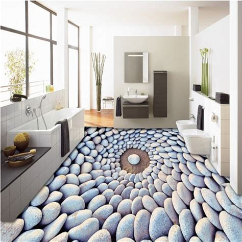 Online Get Cheap Pebble Floor Tile  Aliexpress.com
