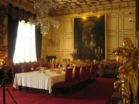 castle dining room warwick castle sue i s
