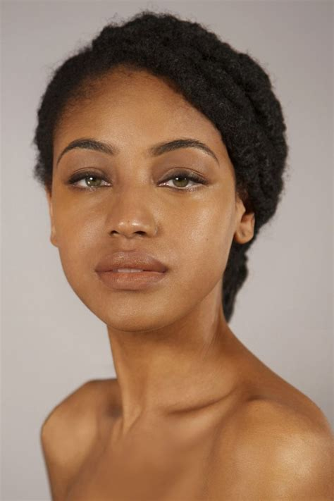 black beautician use this to harden hair 565 best black woman makeup images on pinterest black