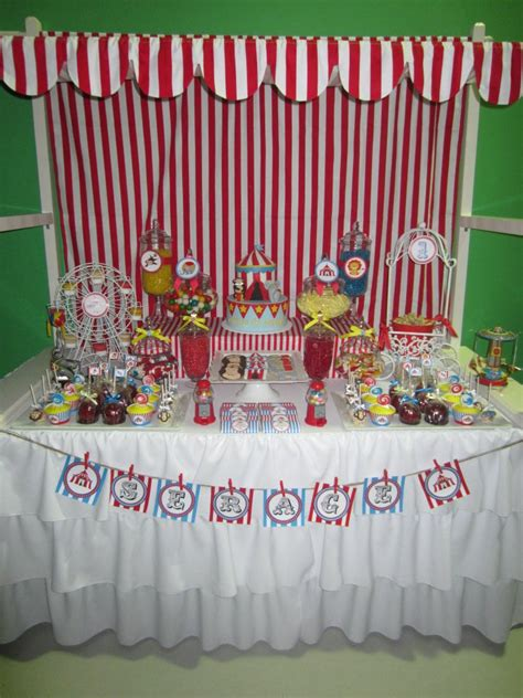carnival themes for baby showers circus birthday party baby shower ideas themes games