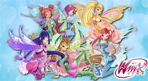 Monster Wall Stickers the winx club images bloomix wallpaper hd wallpaper and