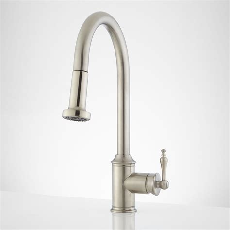 gleason single hole pull down kitchen faucet kitchen westgate single hole pull down kitchen faucet kitchen