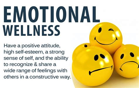 Emotional Self emotional wellness health services