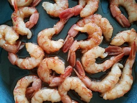 Rice Cooker Nanotec sweet spicy shrimp recipe cooks in 5 minutes