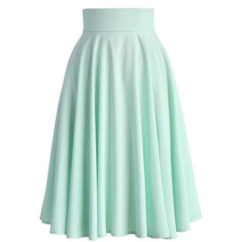 17 best ideas about mint green skirts on green