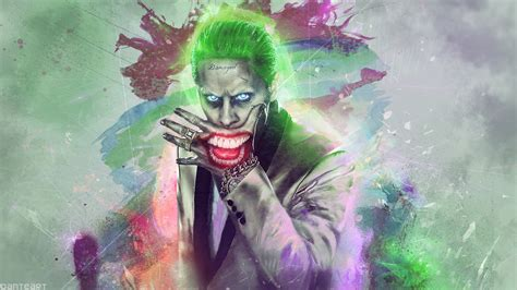 joker suicide squad 2016 movies wallpaper 2018 in movies suicide squad the joker wallpaper by danteartwallpapers on