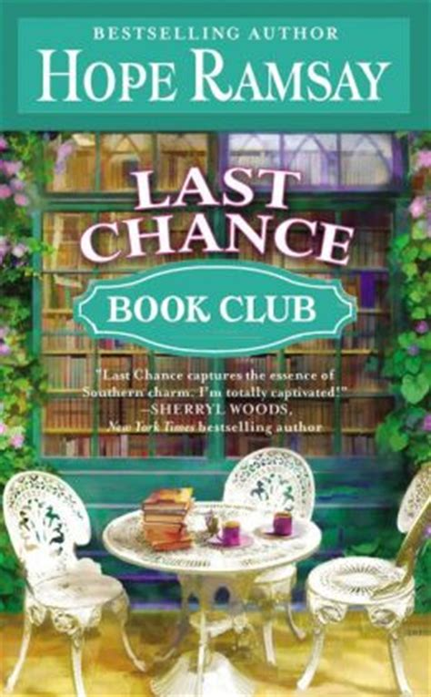 one chance books last chance book club by ramsay 9781455522293