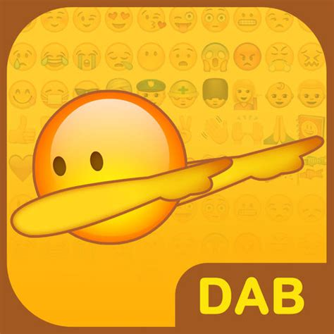 emoji dab dab emoji keyboard emojis for iphone ipad by di zhang
