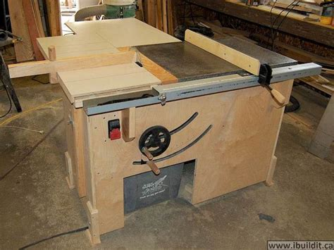 how to make a saw bench adventures in building a tablesaw finewoodworking