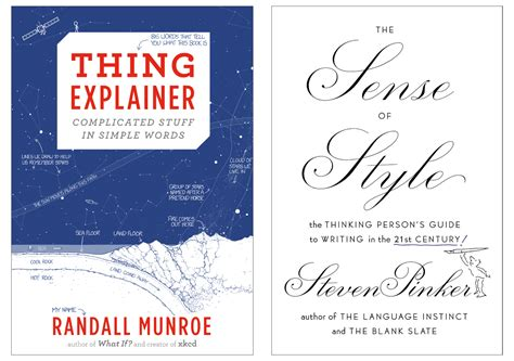 tagteam review munroe s thing explainer and pinker s