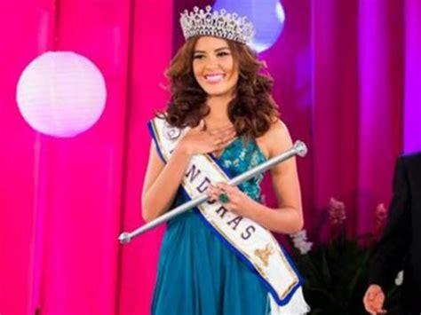 imagenes de miss universo honduras desapareci 243 la candidata hondure 241 a al concurso de miss