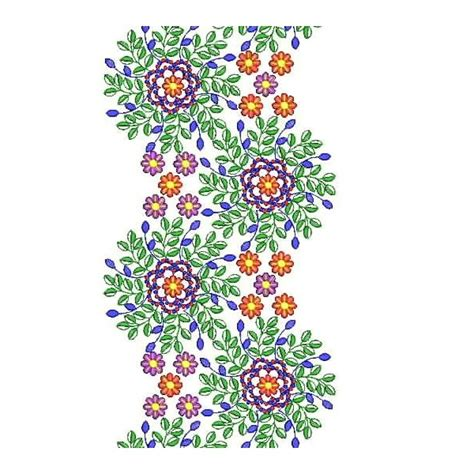 design flower embroidery new large flower embroidery designs