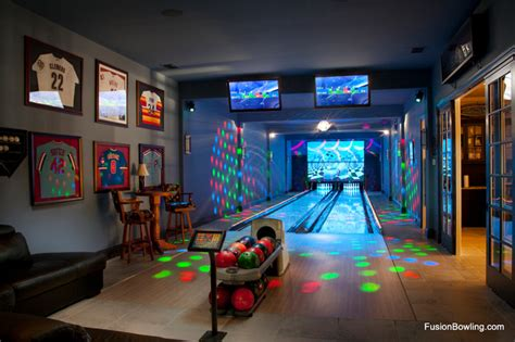 residential bowling alley lanes for philadelphia phillies