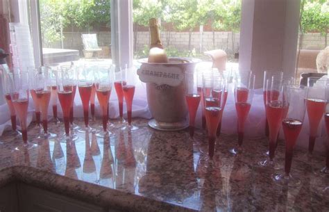 pink   pink sip  open house baby shower party ideas photo    catch  party
