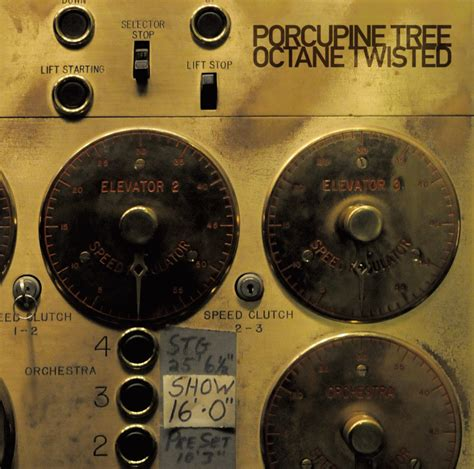 Burning Shed Porcupine Tree by Octane Twisted