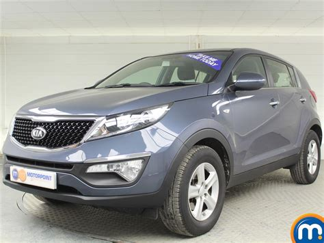 used kia sportage for sale uk used kia sportage for sale second nearly new cars