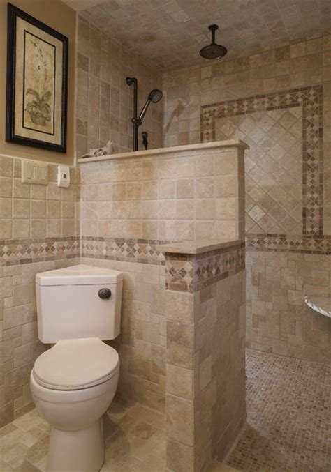 Bathroom Showers Designs Walk In Walk In Shower Mediterranean Bathroom Other Metro By Gavin Design Build Inc
