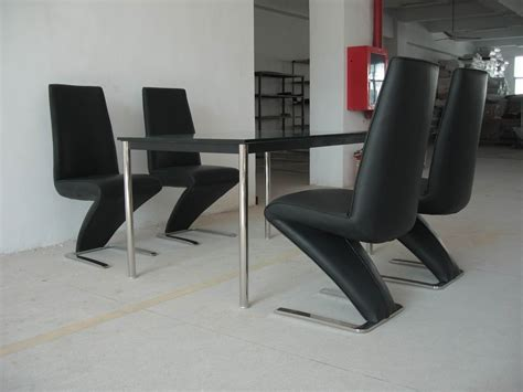 Modern Leather Dining Chair The Various Designs Of Modern Dining Chair Silo Tree Farm