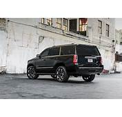 GMC Debuts Yukon Denali Ultimate Black Edition  GM Authority