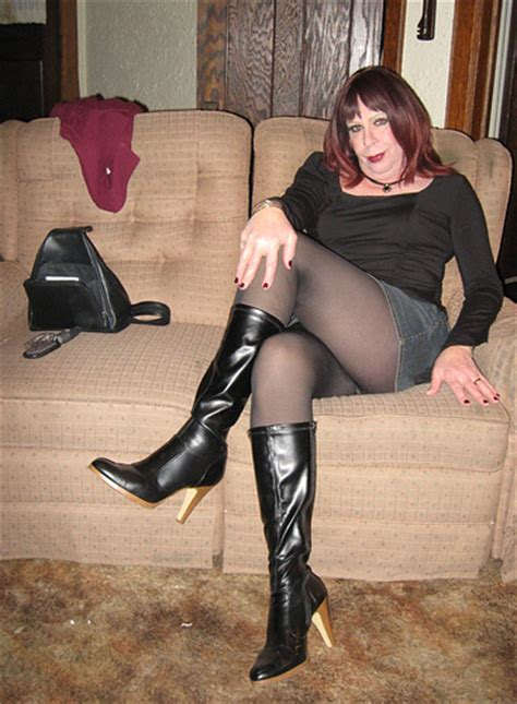 fat crossdresser flickr in boots legs and boots a photo on flickriver