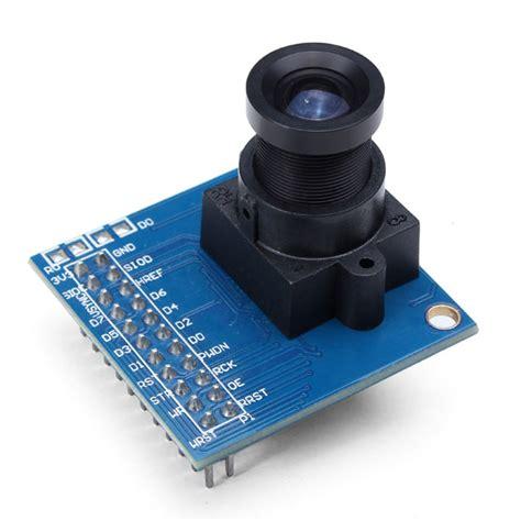 Produk Cmos Module Ov7670 ov7670 640 x 480 vga cmos module with al422 fifo ld0 oscillator alex nld