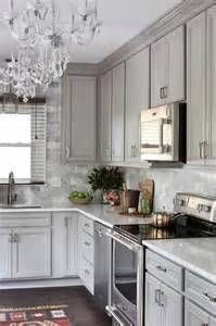 Grey Kitchen Cabinets Pictures Snow Storms Gray Kitchens And Storms On