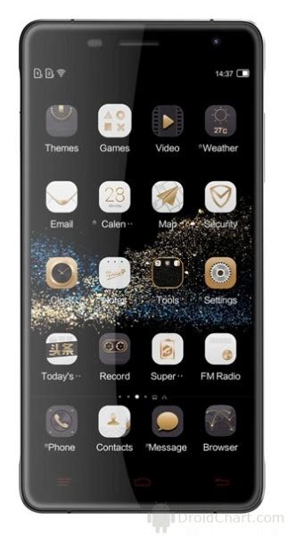 Oukitel K4000 Plus oukitel k4000 plus 2017 review and specifications