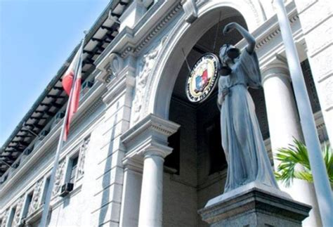 Sc Judicial Court Records Sc Revises For Small Claims Courts Metro News The Philippine Philstar
