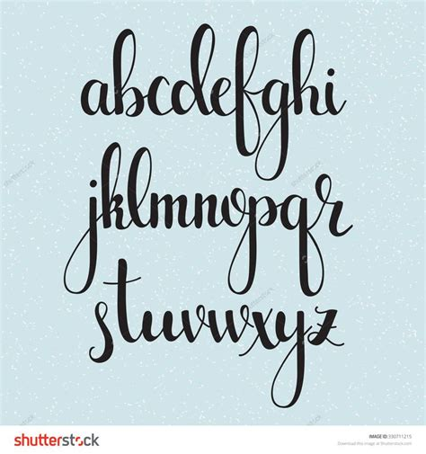 calligraphy font 25 best ideas about calligraphy fonts alphabet on