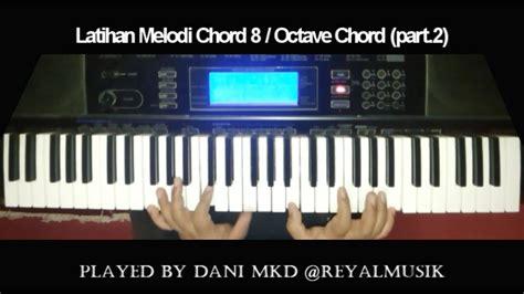 Keyboard Casio Untuk Pemula Belajar Piano Pemula Latihan Mudah Melodi Kunci 8 Octave Chord Part 2