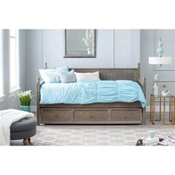 Day Bed Belham Living Casey Daybed Washed Gray Daybeds At Hayneedle