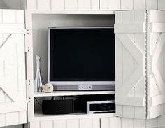 wandschrank tv verstecken pin luke wald auf haus fernseher