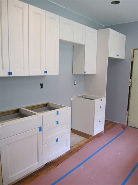 installing ikea kitchen cabinets house tweaking