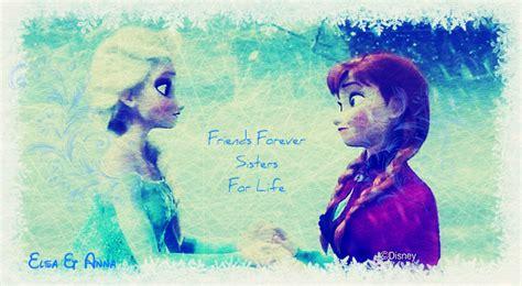 frozen life wallpaper frozen sisters forever wallpaper www imgkid com the