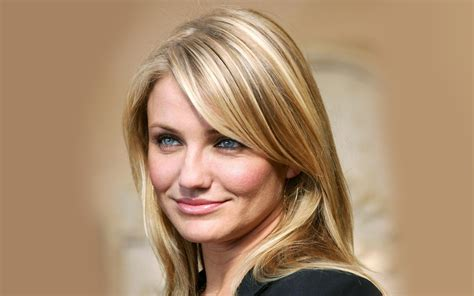 famous celebs of hollywood cute hd wallpapers of cameron diaz hollywood actress