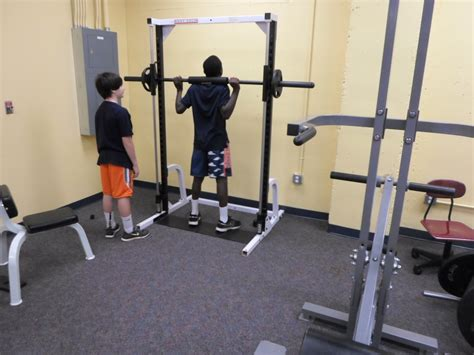assisted bench press machine calvert middle school p e calvert s exercise and fitness