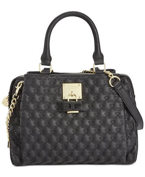 Betsey Johnsons Corset Satchel by Betsey Johnson Compartment Satchel In Black Lyst