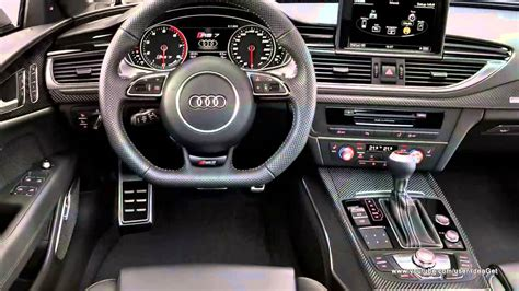 Rs7 Interior by 2014 Audi Rs7 Sportback Interior And Exterior Design