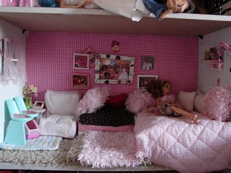 how to make a barbie doll bedroom barbie bedroom diy ideas for the dollhouse pinterest