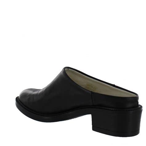 womens black shoes marta jonsson womens mule shoe 4852l s black shoes