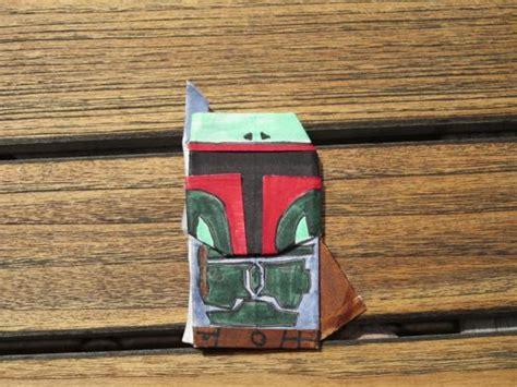 Boba Fett Origami - boba fett search results origami yoda page 5