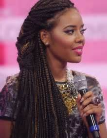 womens hairstyle the box style 72 box braids hairstyles with instructions and images