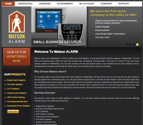 matson alarm reviews real customer reviews