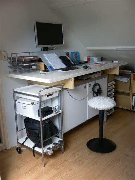 ikea hack computer desk computer desk ikea hack ikea hacks pinterest