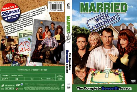 with dvd married with children season 7 custom