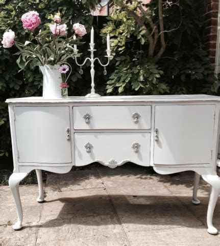 bowiebelle vintage upcycled furniture shabby chic sideboard