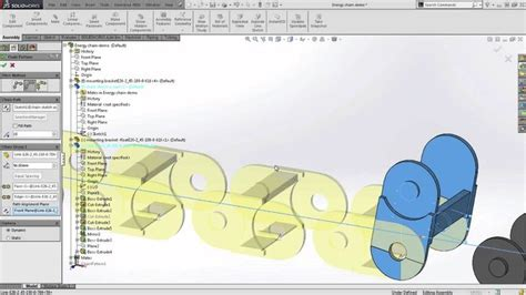 solidworks tutorial chain 82 best solidworks images on pinterest solidworks