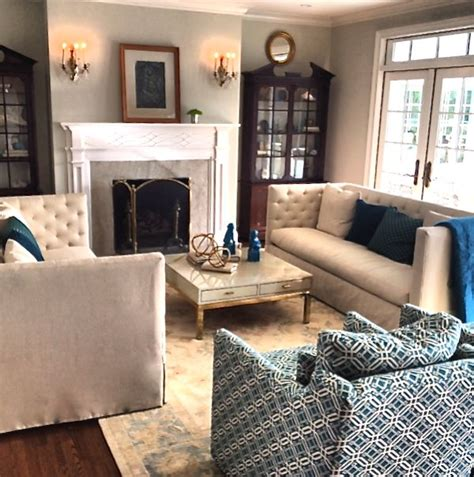 cozy chic living rooms living room cozy chic southern grace