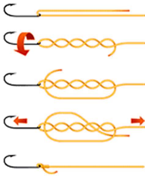 tying a hook t town fishing tips