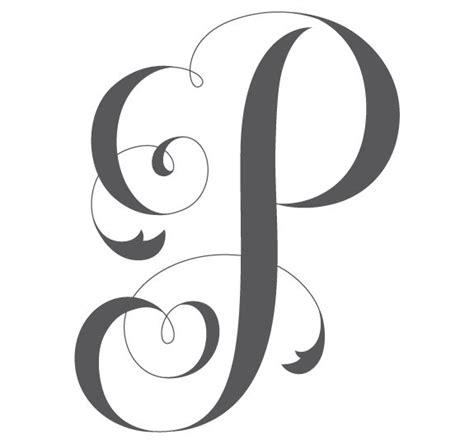 letter perfect alphabet gorgeous letters all different p monogramme p doodles e desenhos pinterest